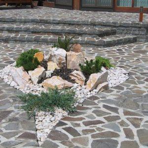Brudfliser til terrasse