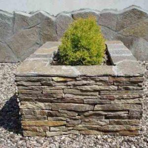 Håndhuggede sten