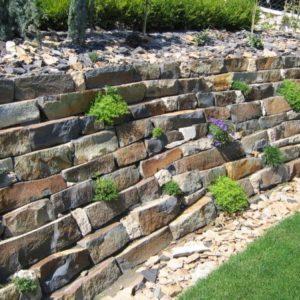 massiv stenmur