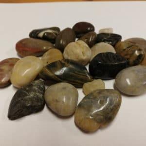 Polerede sten