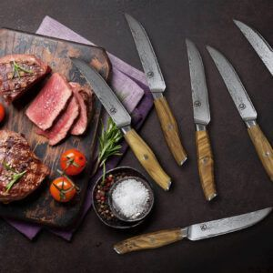 Steak - knive